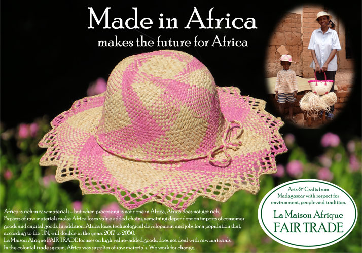 made in africa for the future of africa