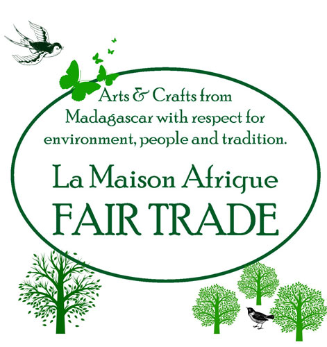 la maison afrique fairtrade crafts with focus on ecology